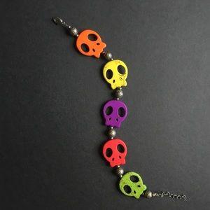 Jewelry - 🌈💀Sugar Skull Anklet